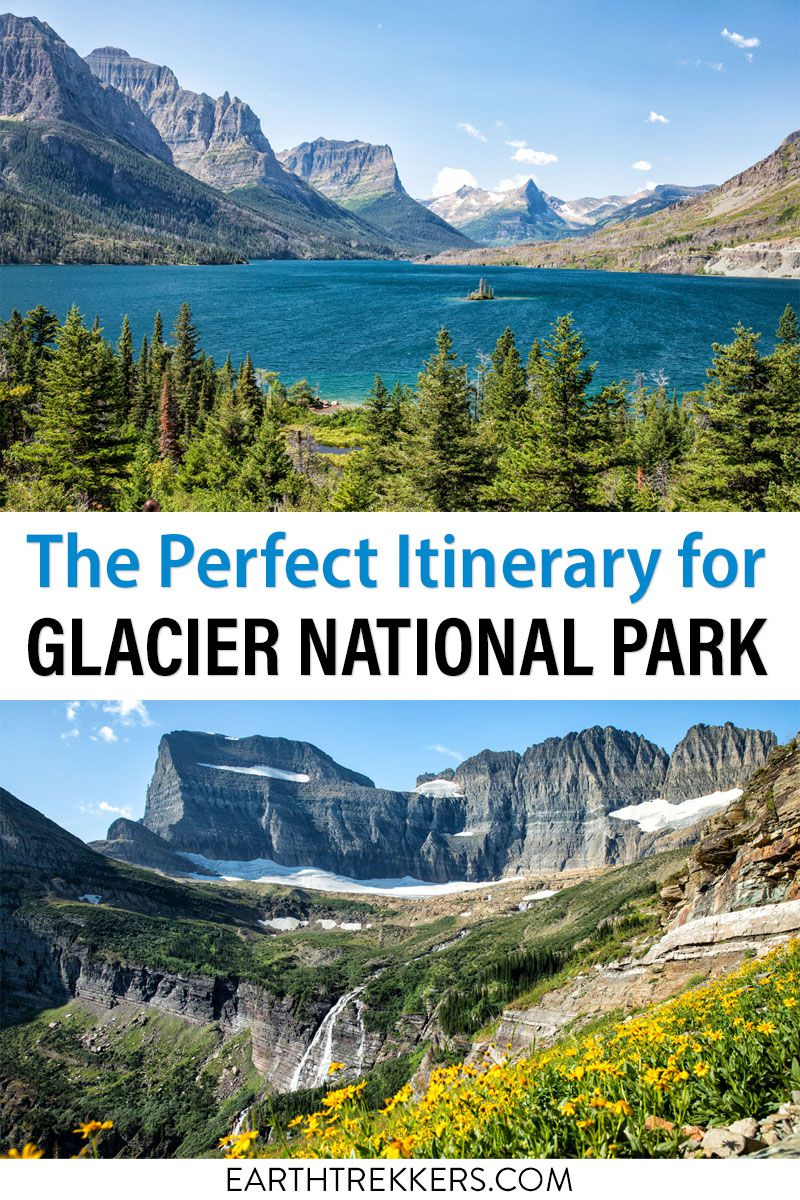 Glacier National Park Travel Guide