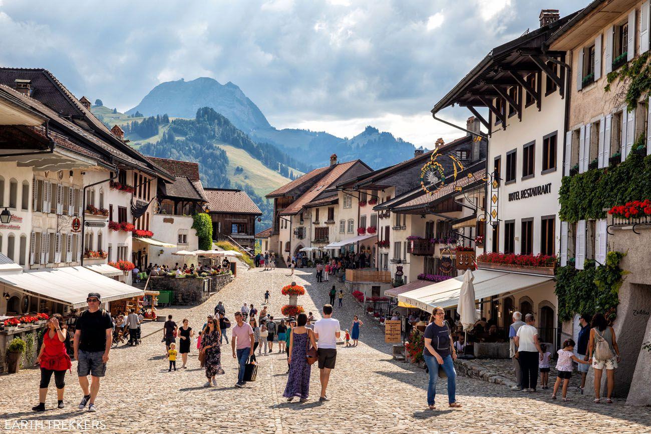 Guryeres Switzerland