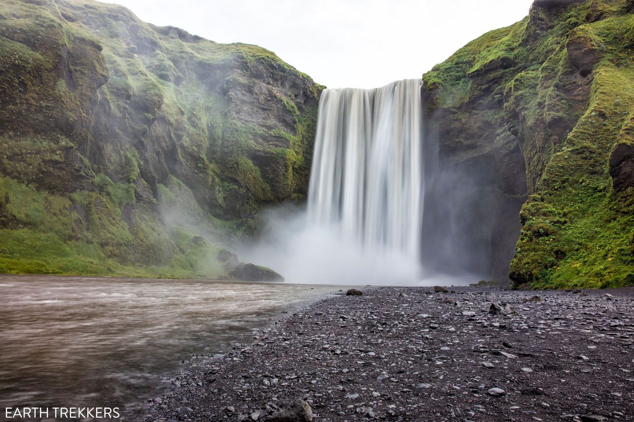 How to See Skogafoss
