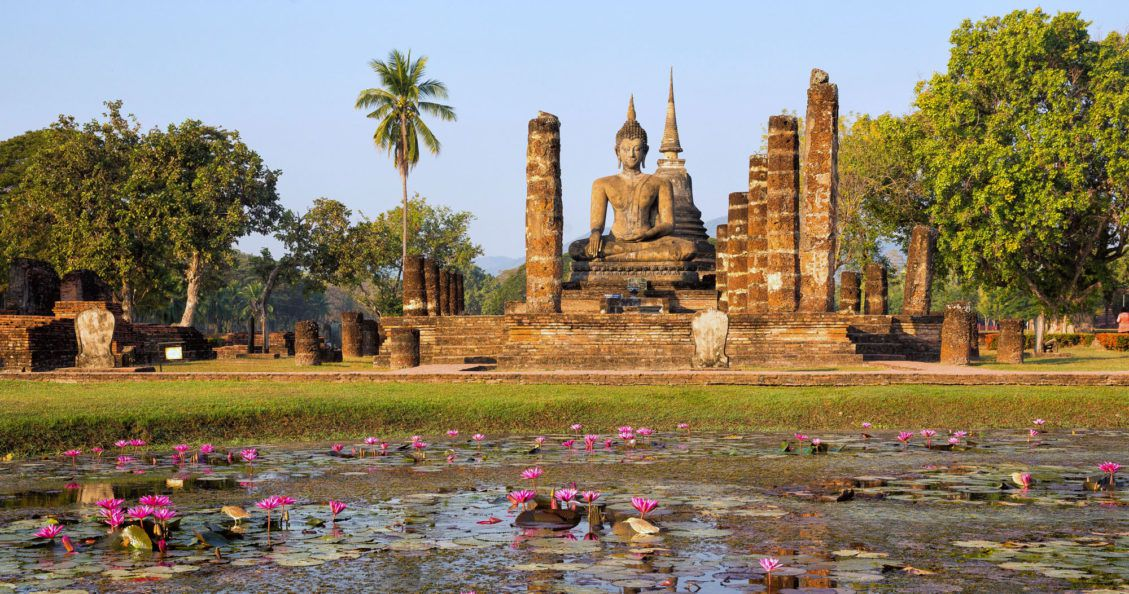 How to Visit Sukhothai