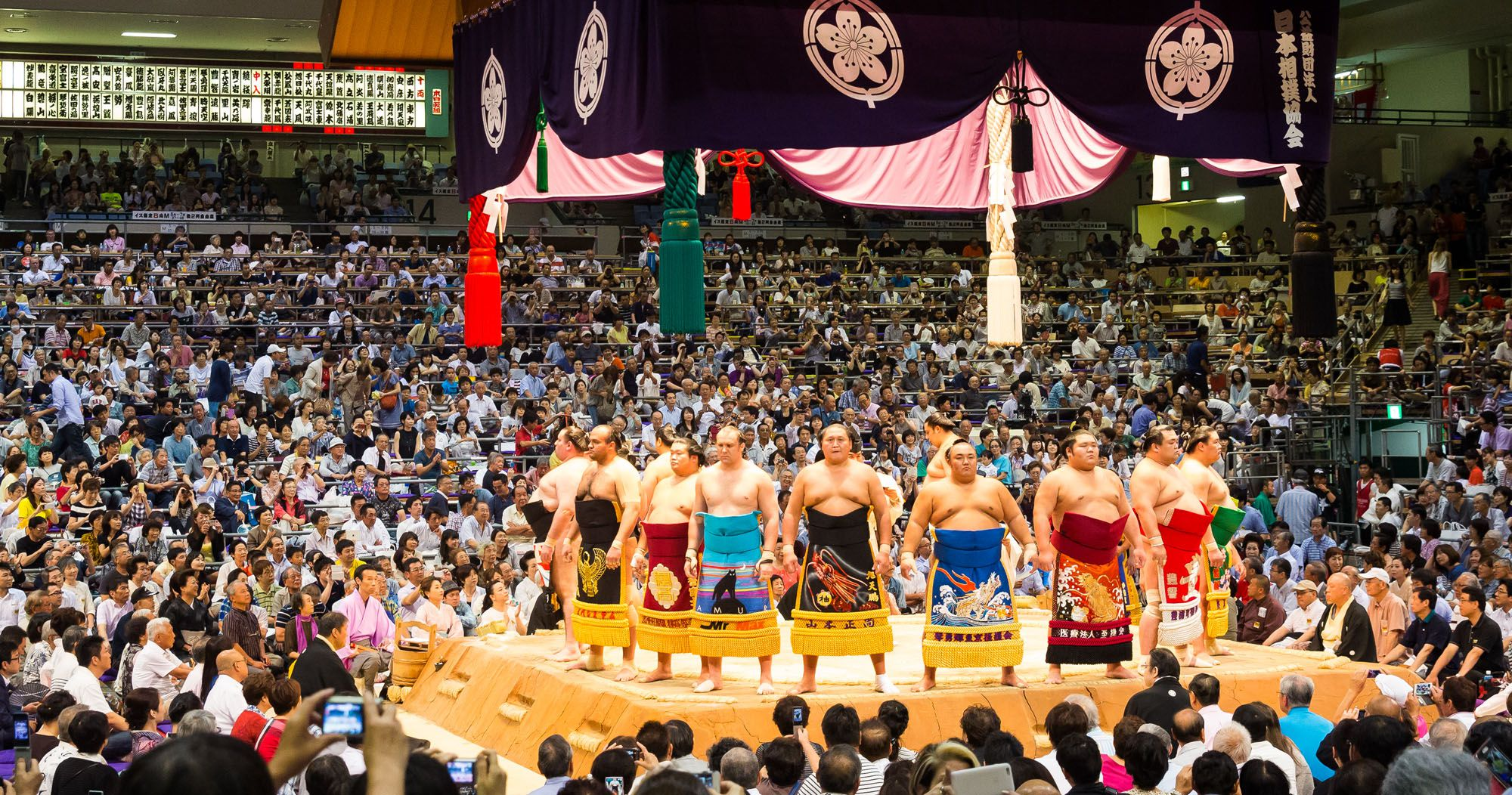 How to Watch Sumo Wrestling