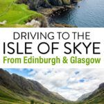 Isle of Skye Edinburgh Glasgow Scotland