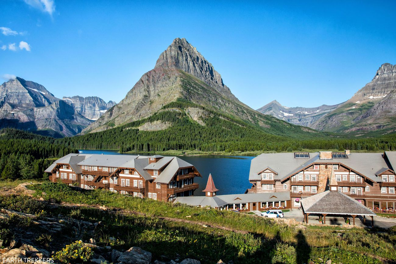 Many Glacier National Park Itinerary