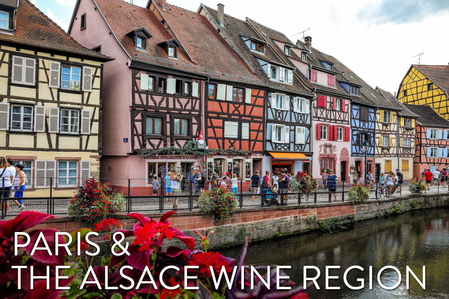 Paris and Alsace
