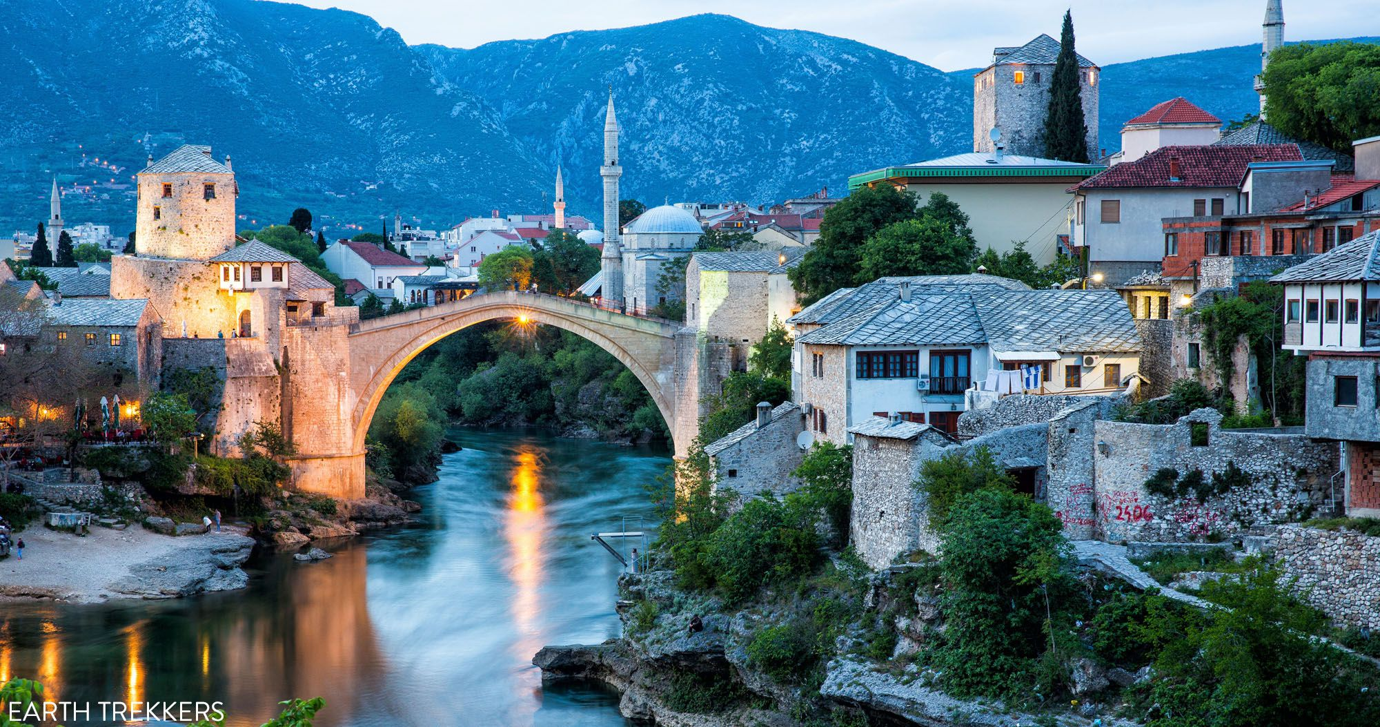 Photographing Stari Most