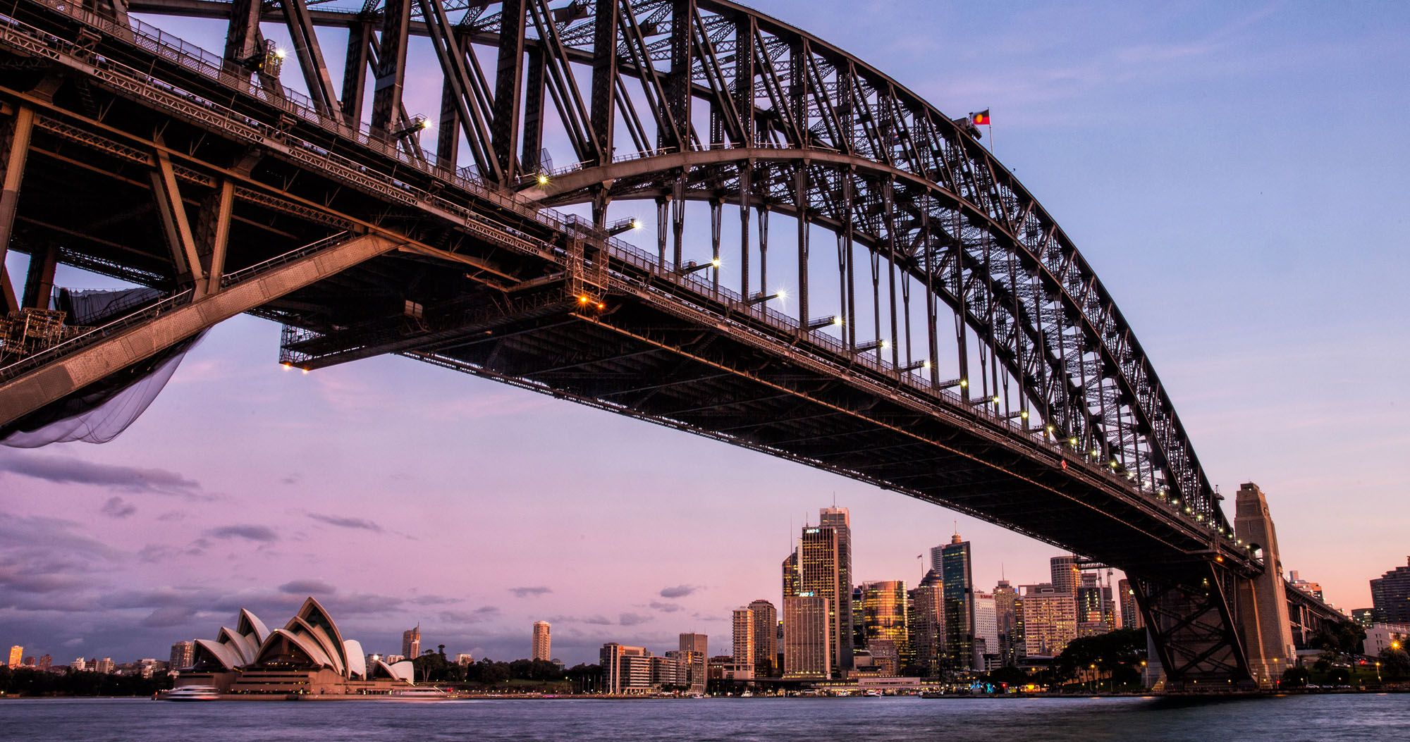 Photographing Sydney