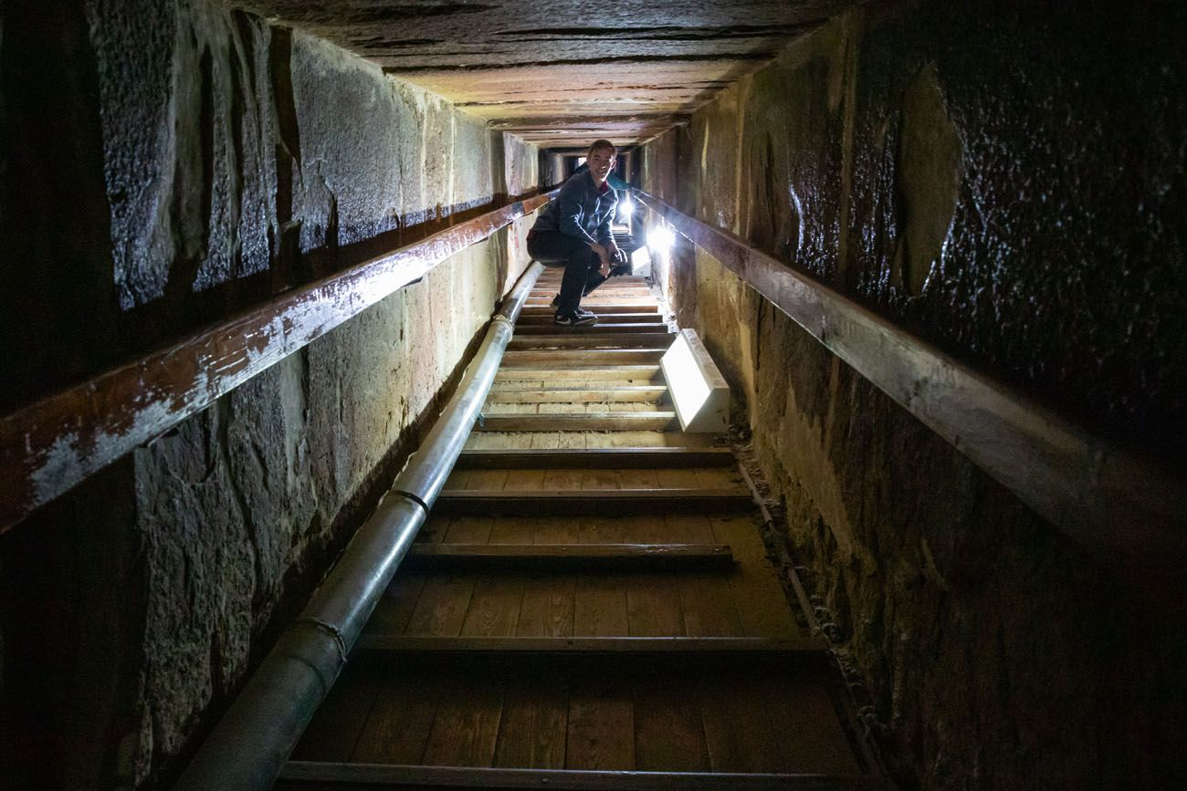 Red Pyramid Tunnel