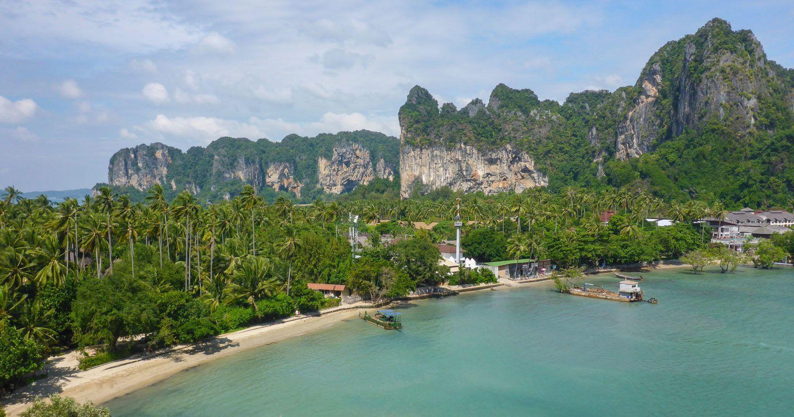 Rock Climb Thailand