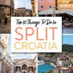 Split Croatia Best Things to do