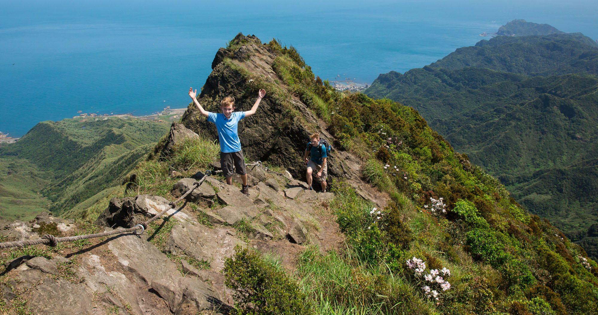Teapot Mountain Hike