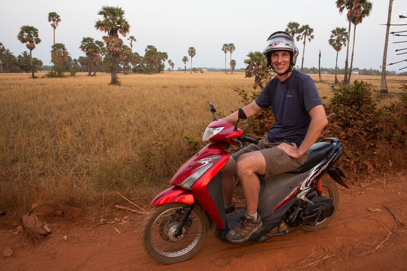 Tim in Kampot