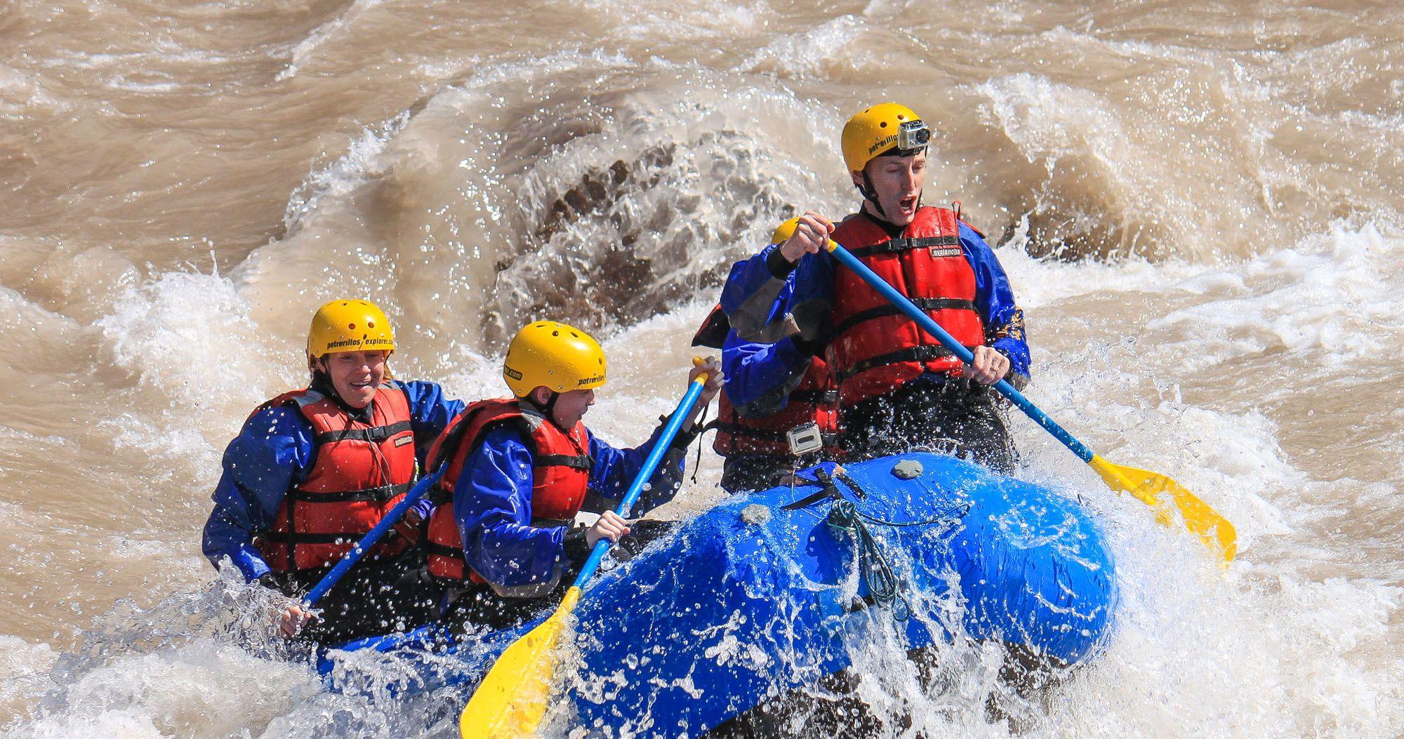White Water Rafting Argentina