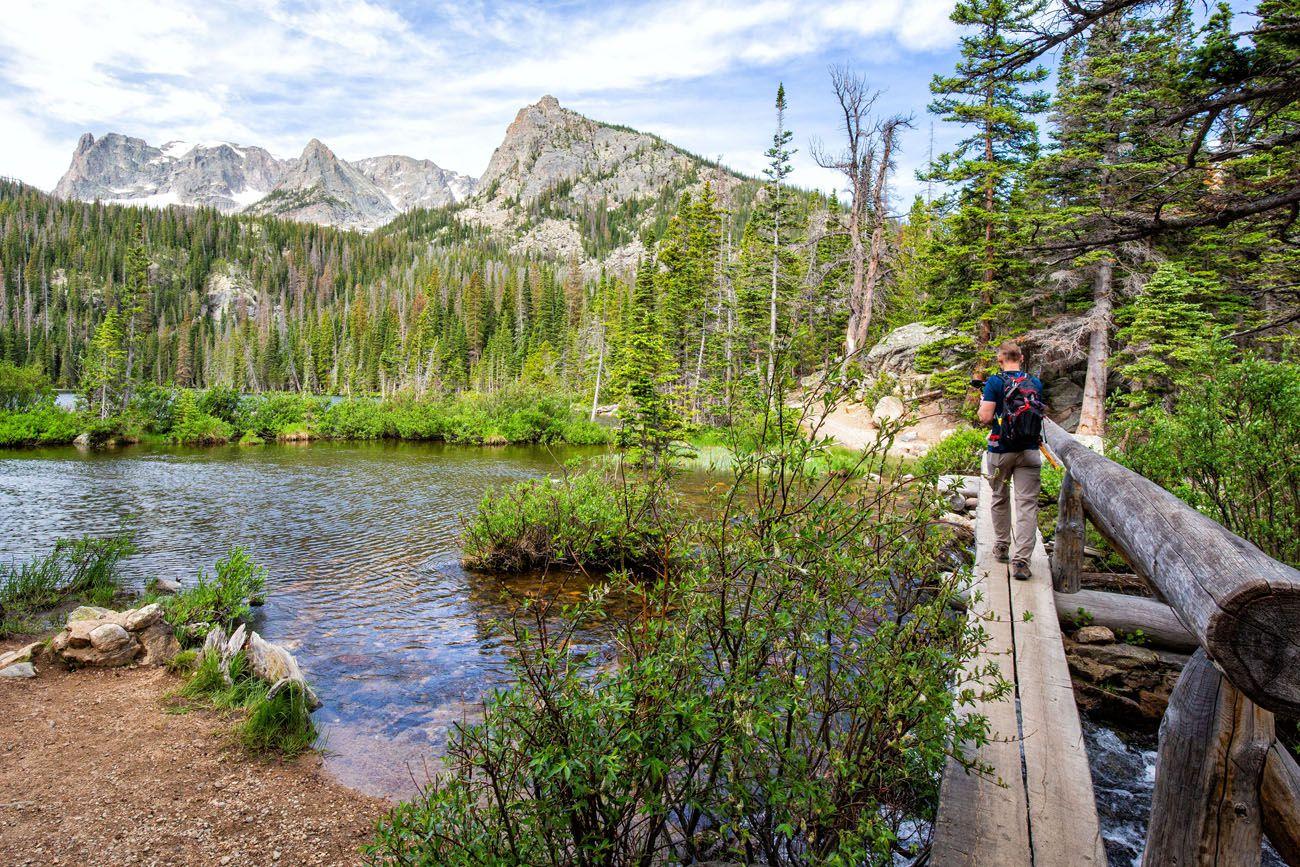 Hike Fern Lake RMNP