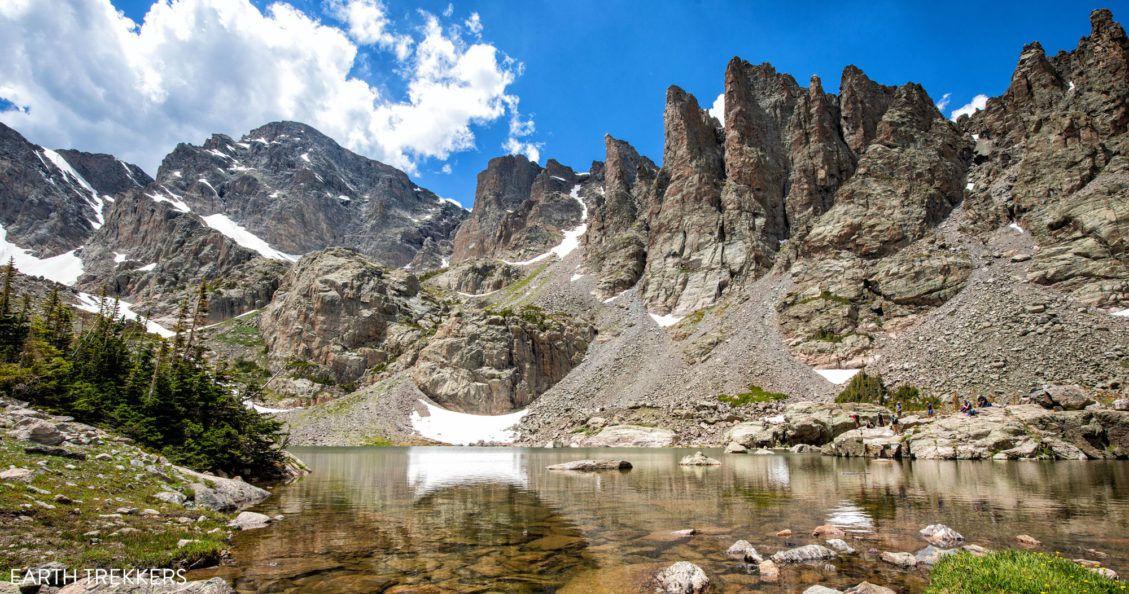 Sky Pond Hike RMNP