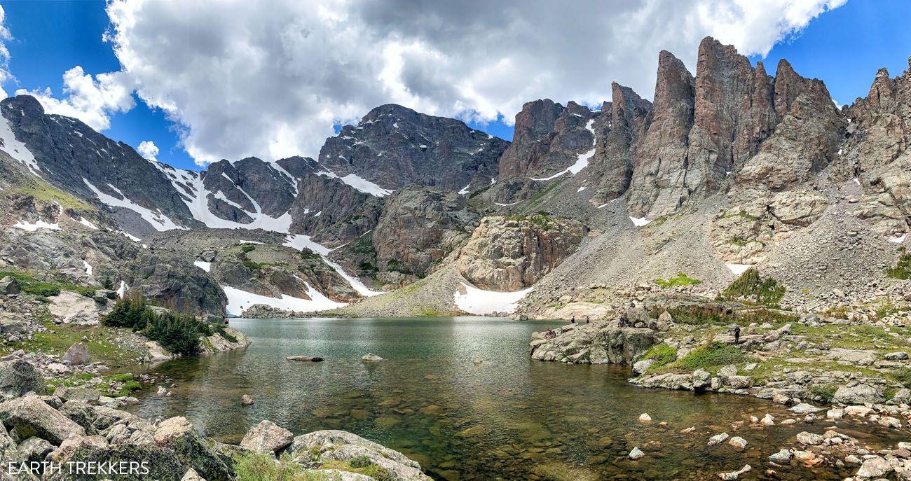 Sky Pond Hike