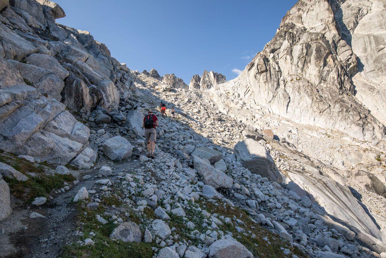 Aasgard Pass Trail