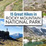 Best Hikes in Rocky Mountain National Park