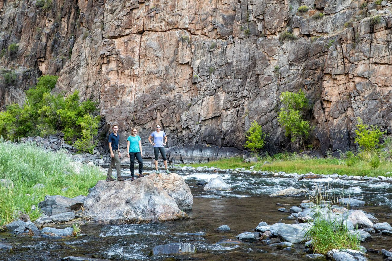 Black Canyon of the Gunnison Photo