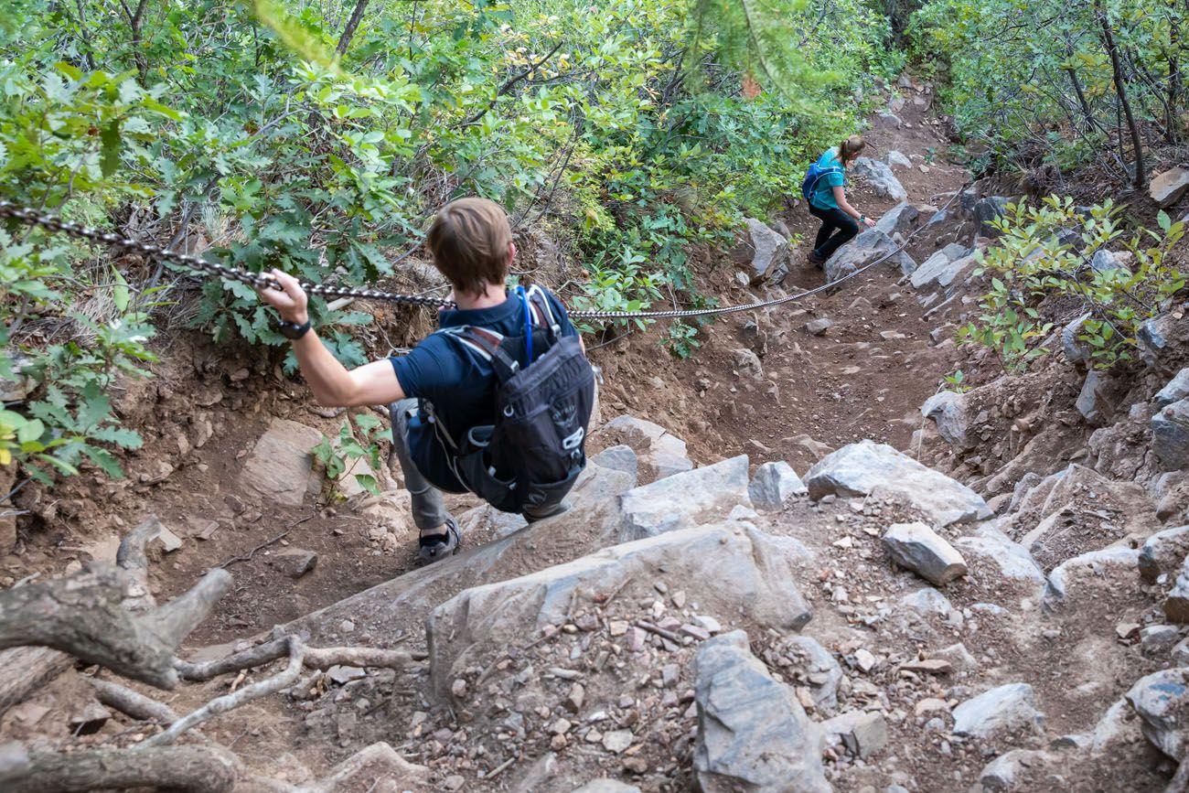Chains Gunnison Route