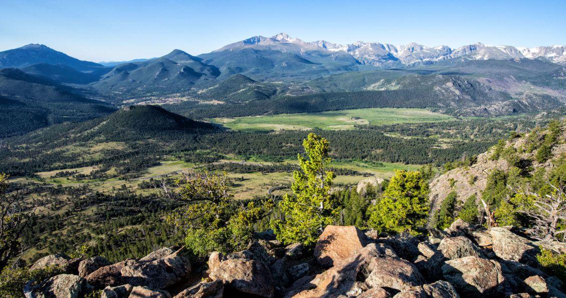 Deer Mountain Hike Colorado