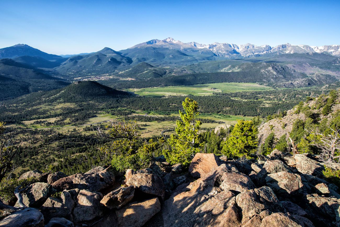 Deer Mountain View