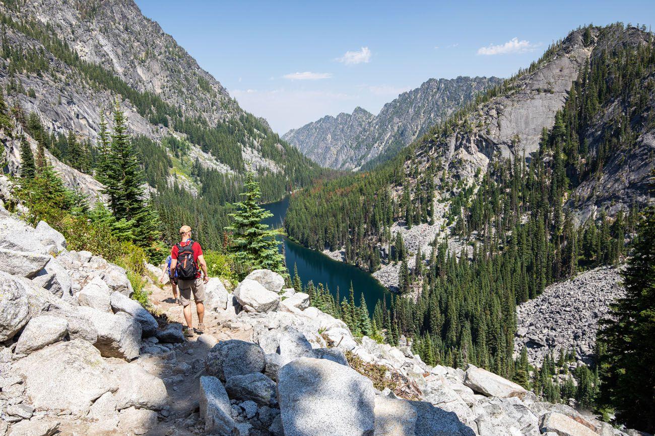 Enchantments Trail Nada Lake