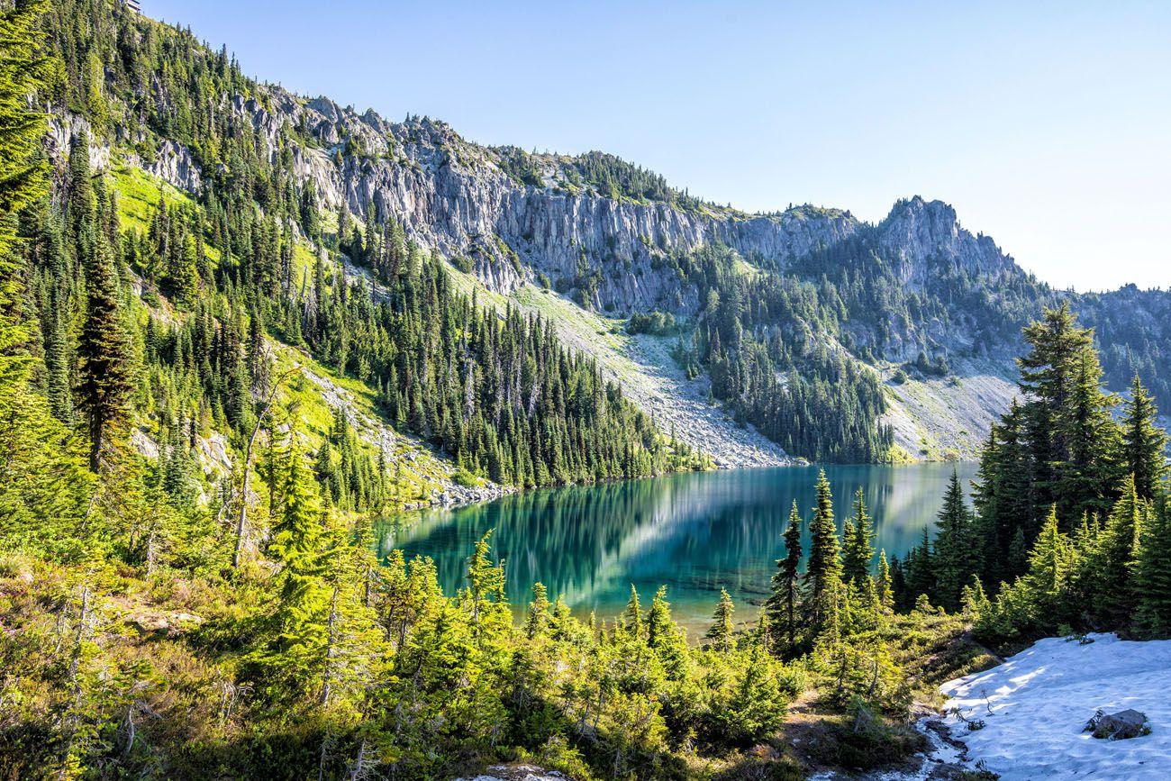 Eunice Lake Washington