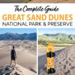 Great Sand Dunes Colorado Travel Guide