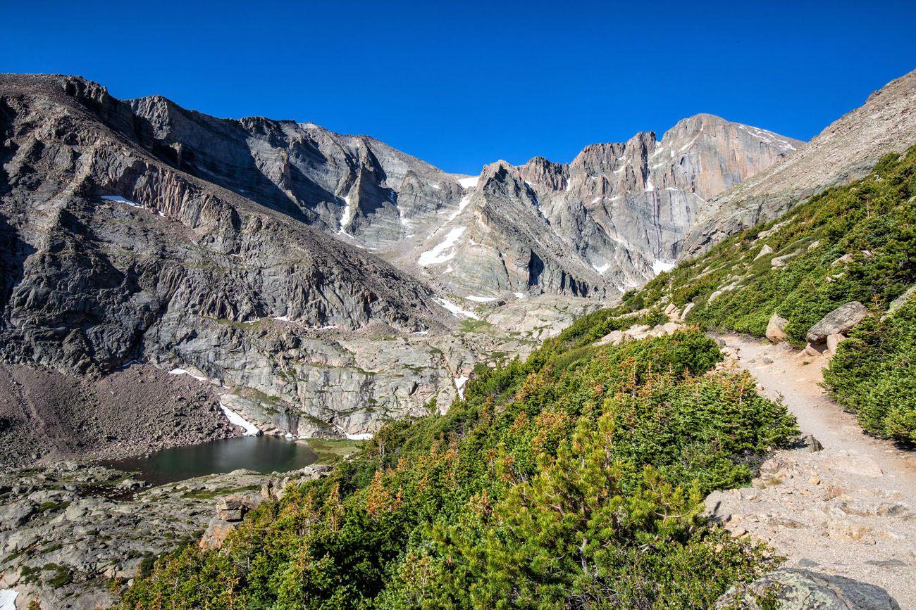 Hike Chasm Lake