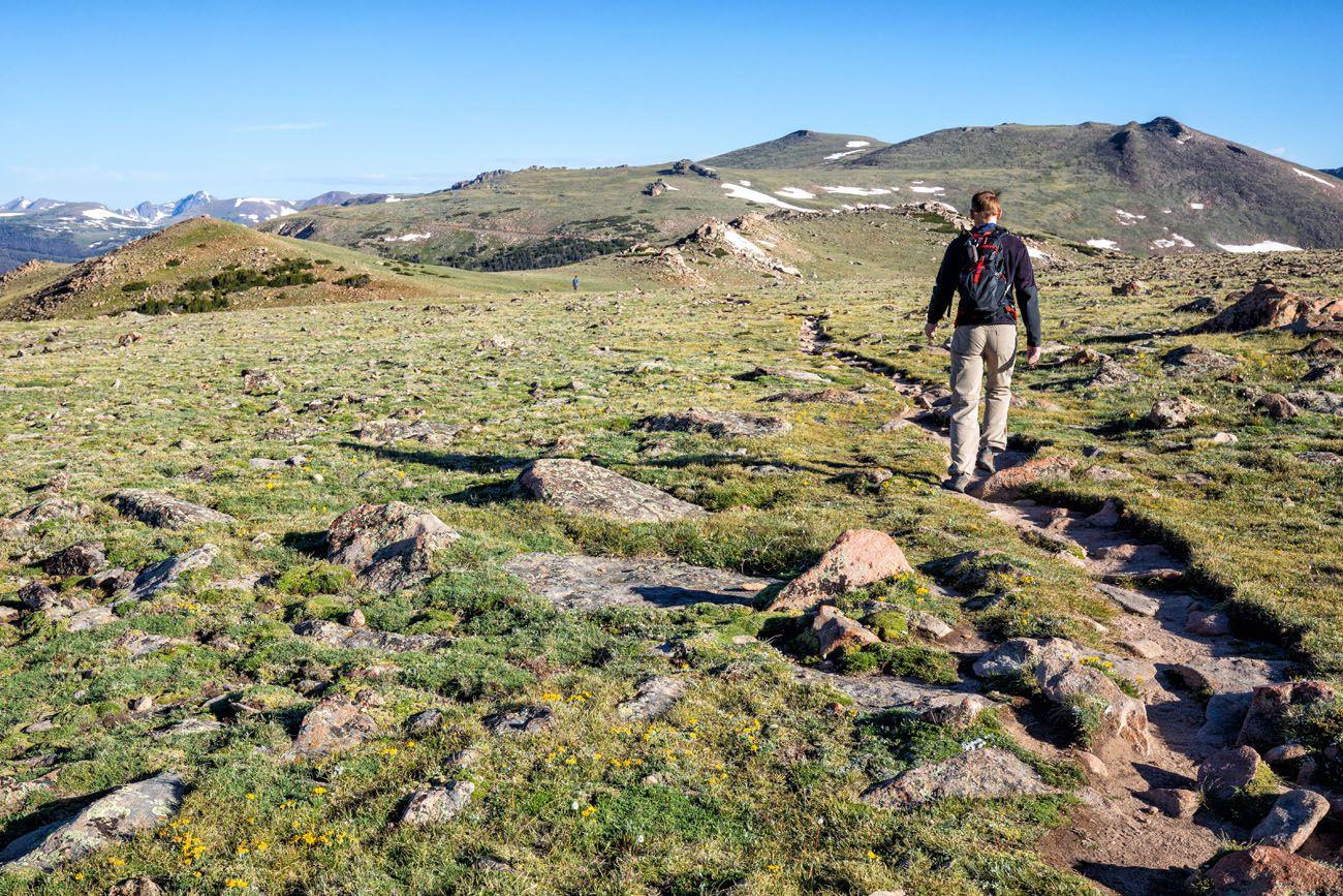 Hike Ute Ridge
