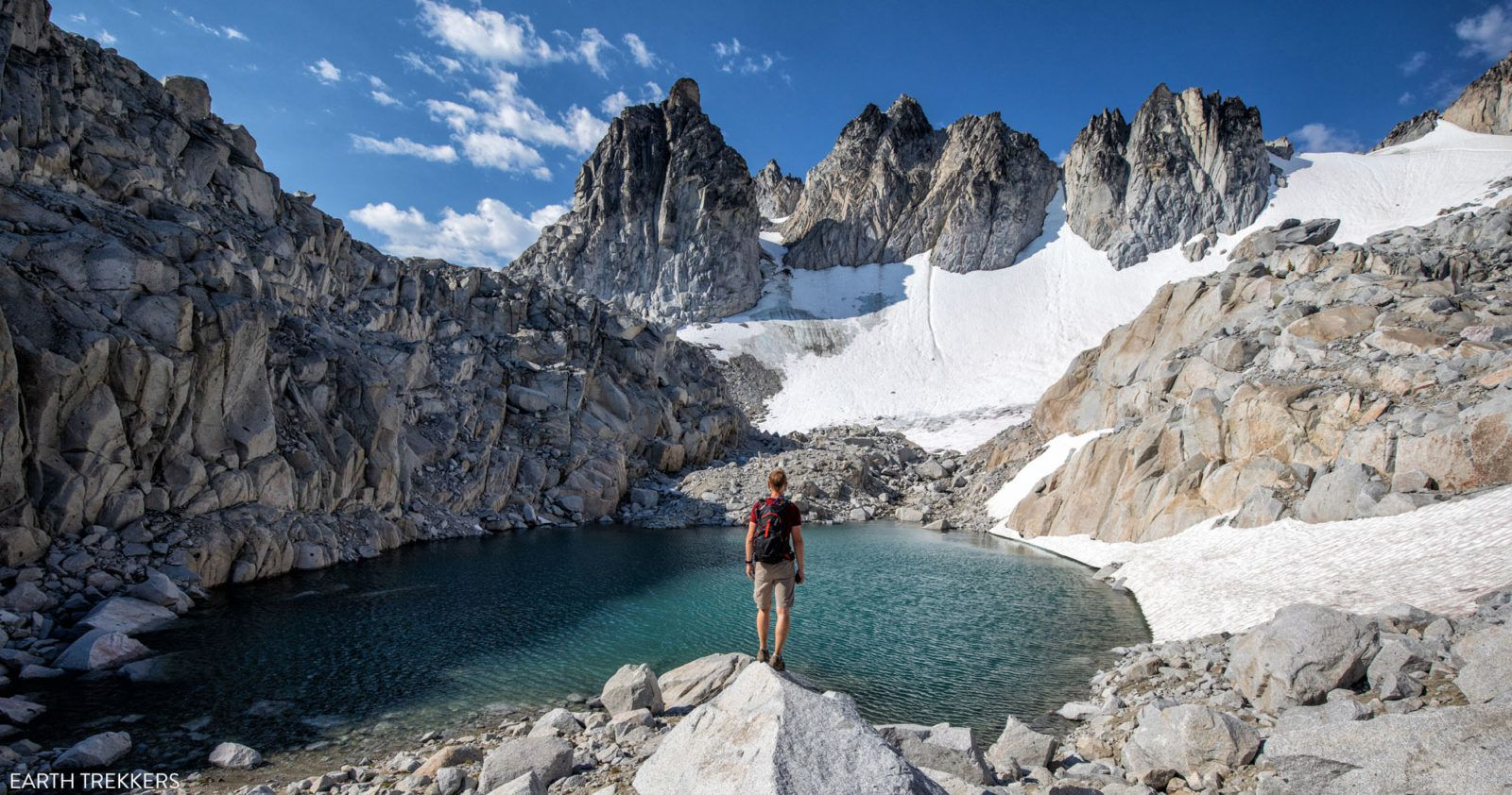 How to Hike the Enchantments