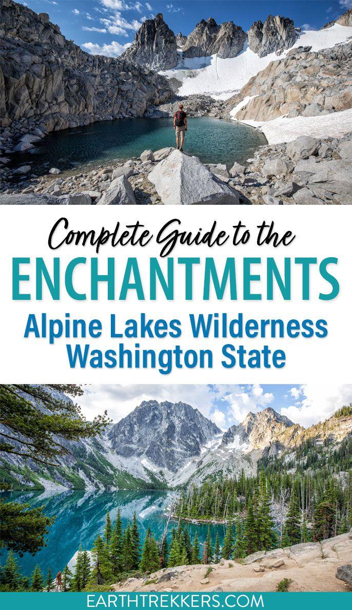 How to Hike the Enchantments Washington