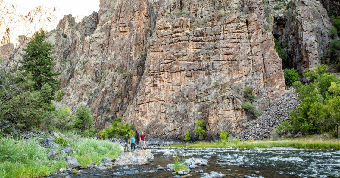 How to Hike the Gunnison Route