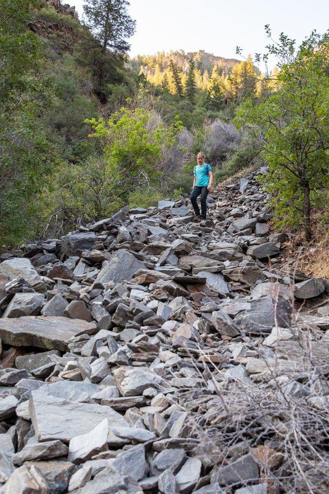 Kara Gunnison Route