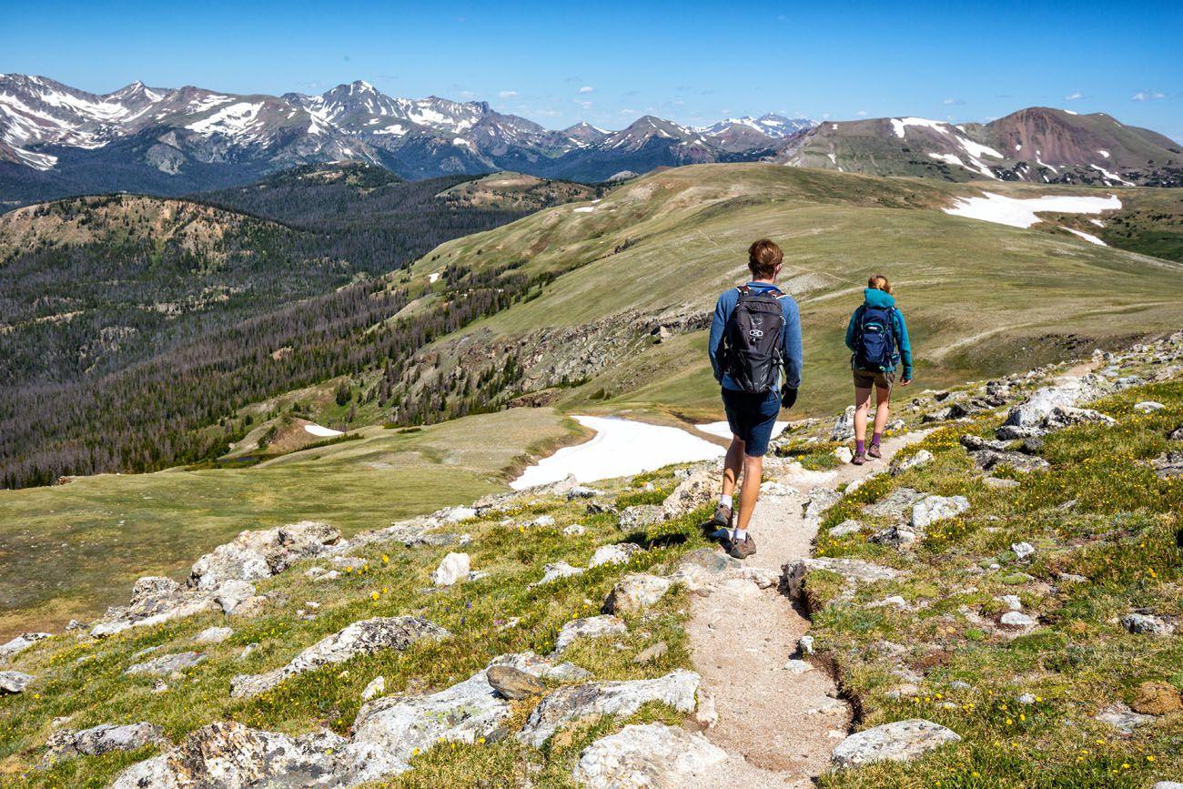 Mt Ida Hike