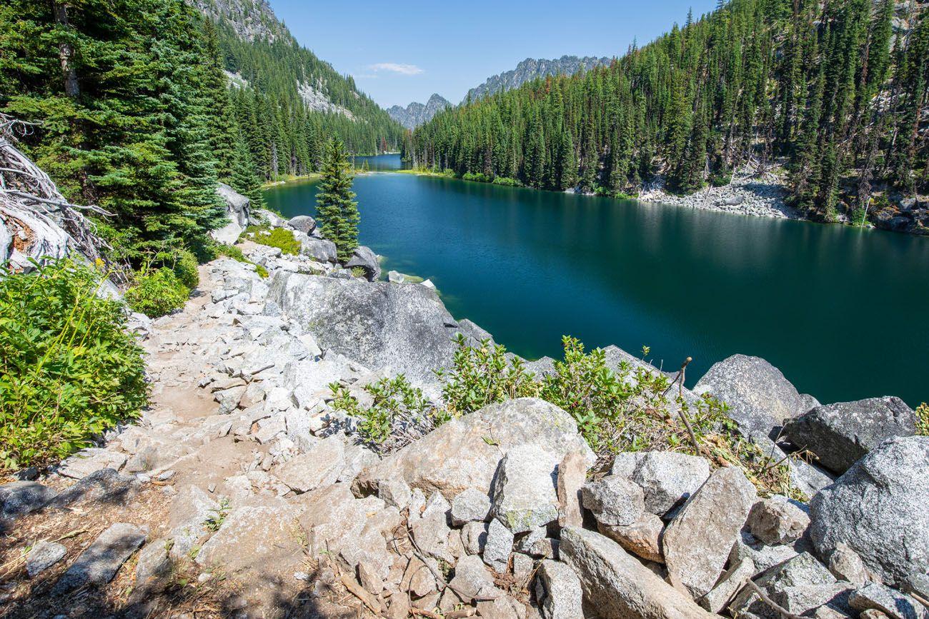 Nada Lake Enchantments