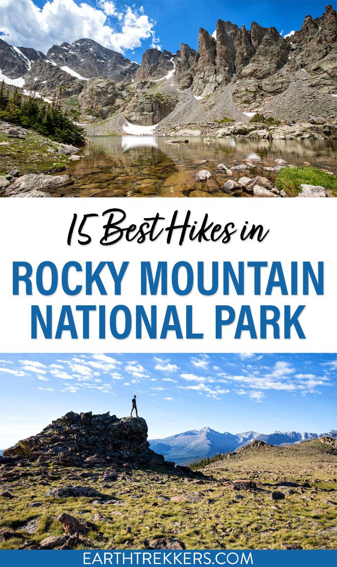 Rocky Mountain NP Hikes