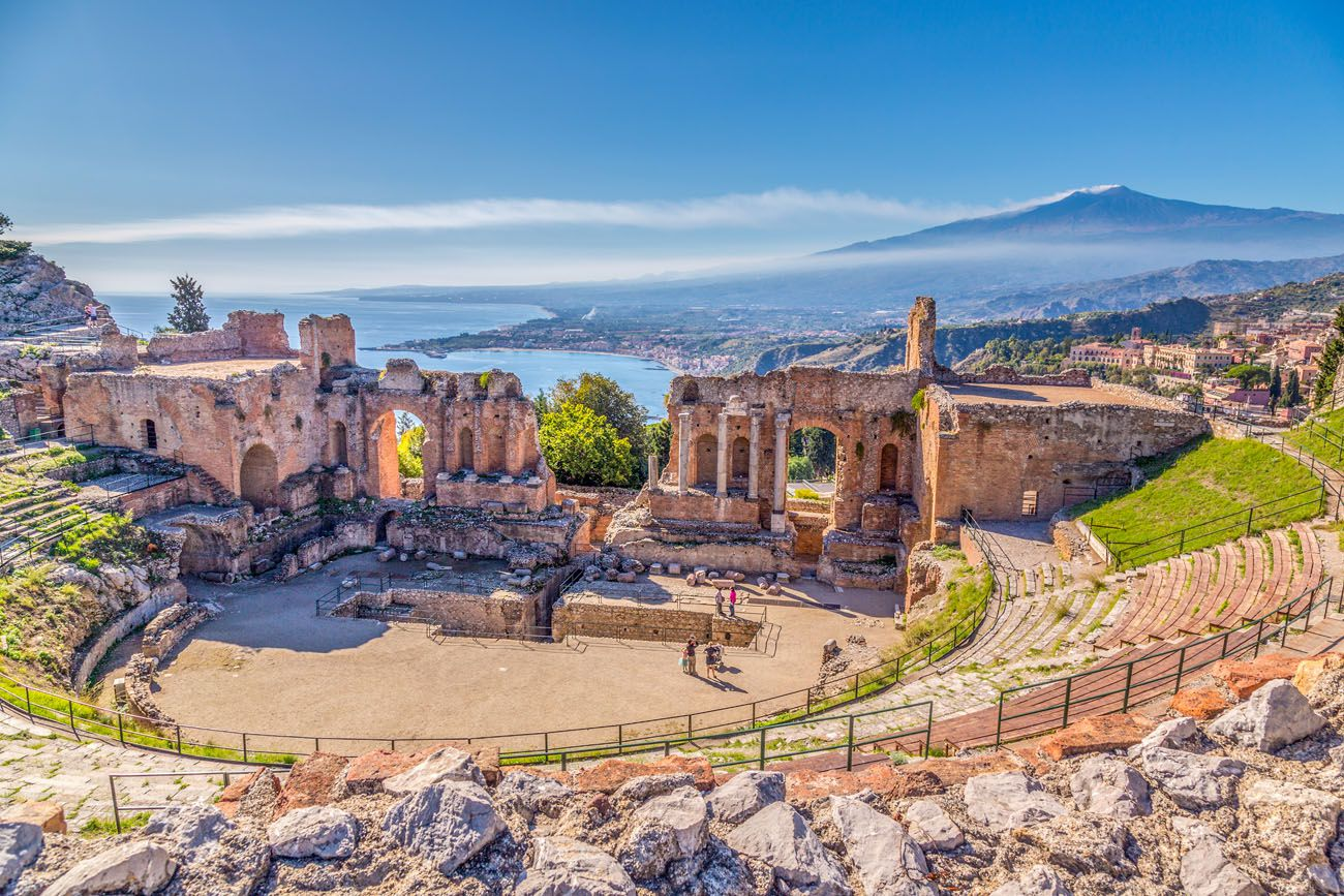 Sicily Best Places to Visit in Italy