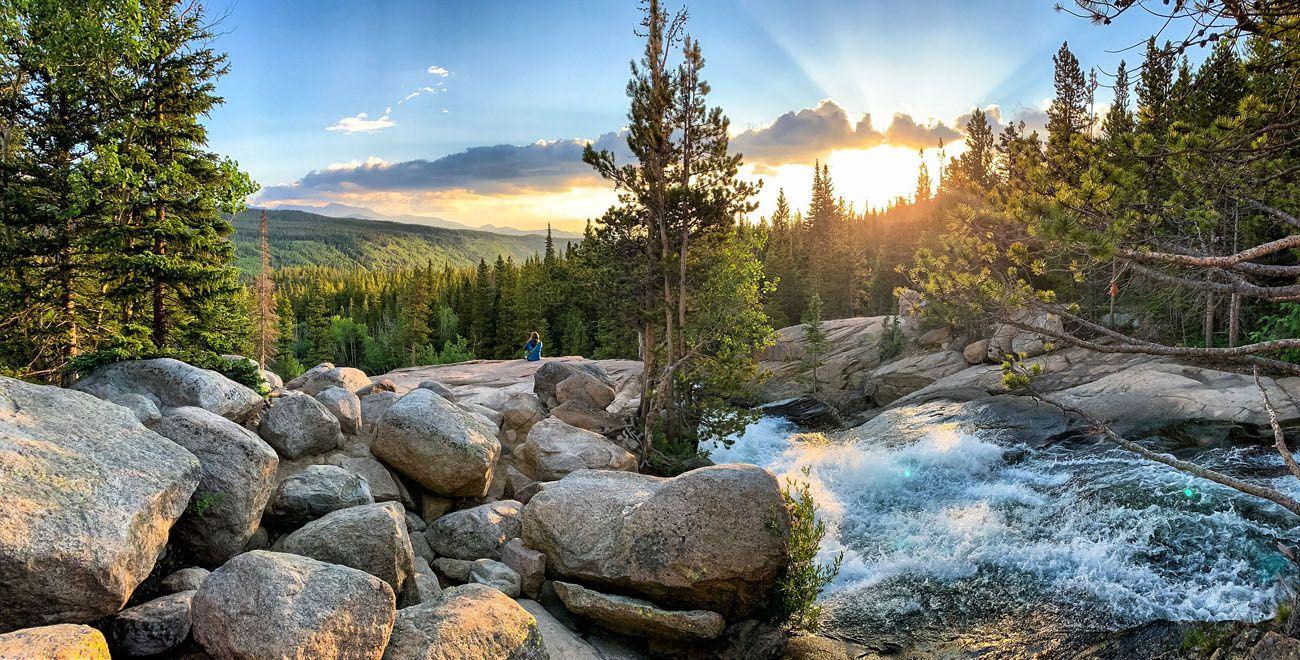 Sunrise RMNP
