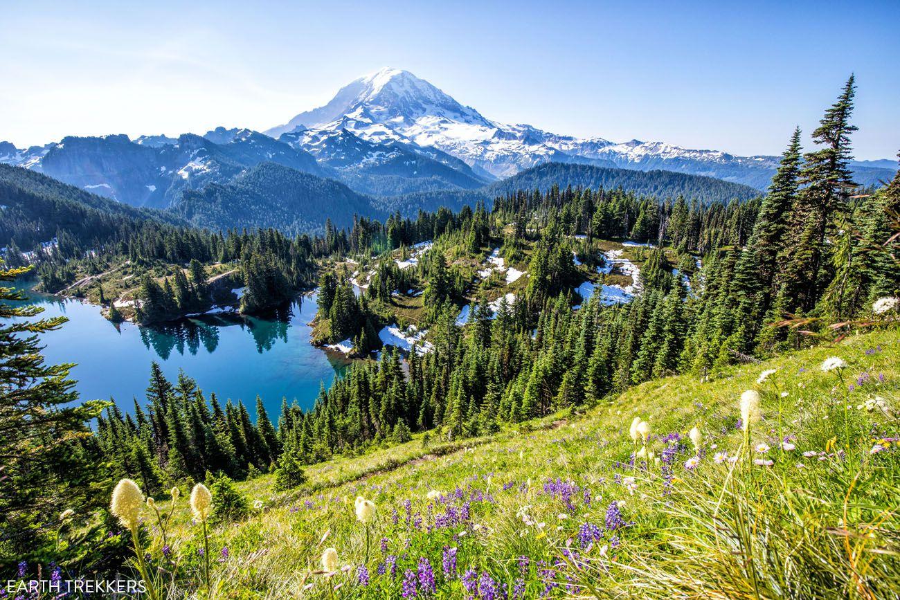 Tolmie Peak Hike