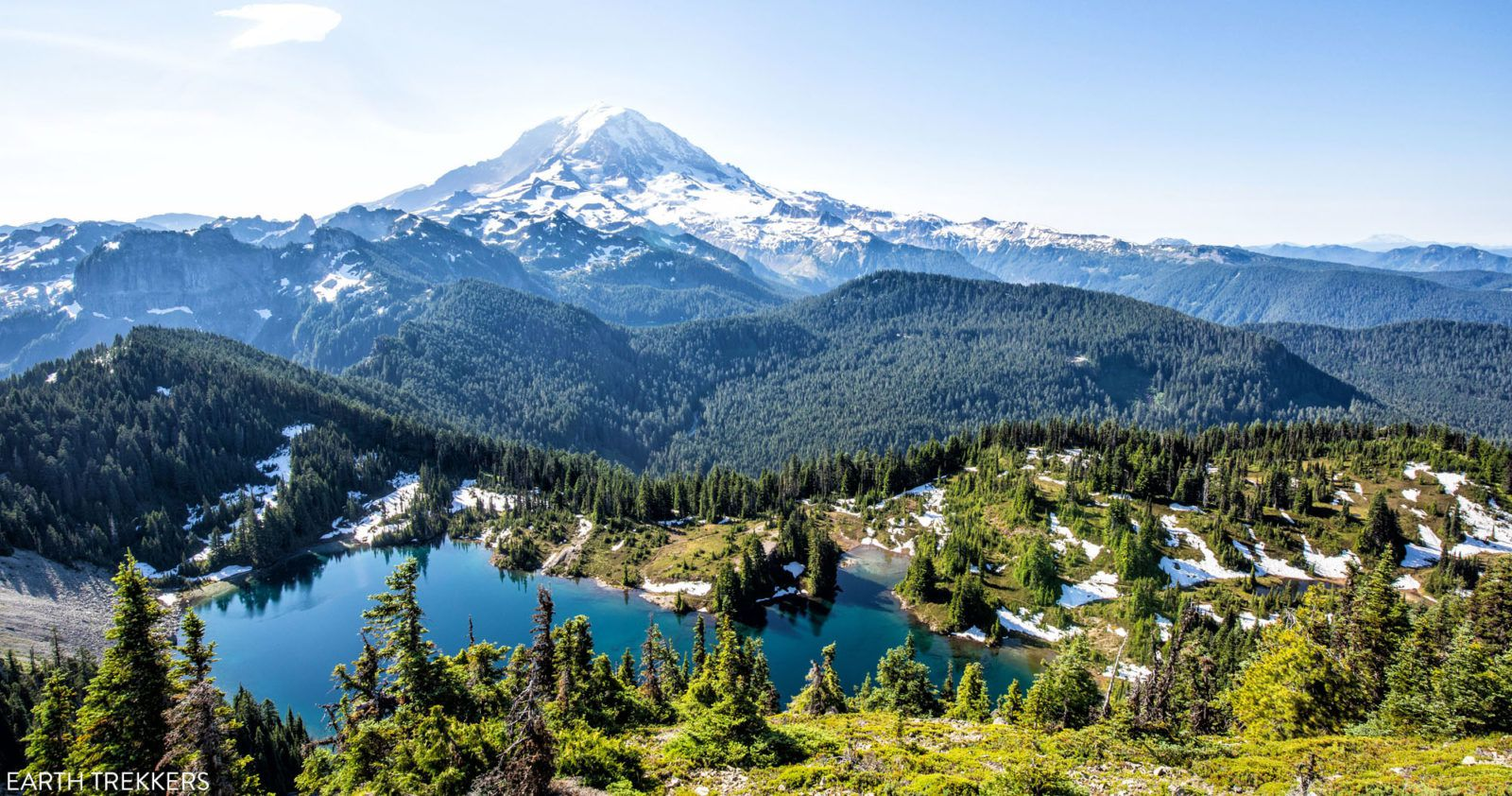 Tolmie Peak View