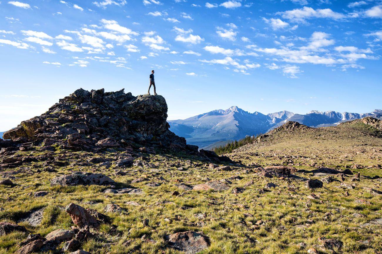 Tombstone Ridge Hike