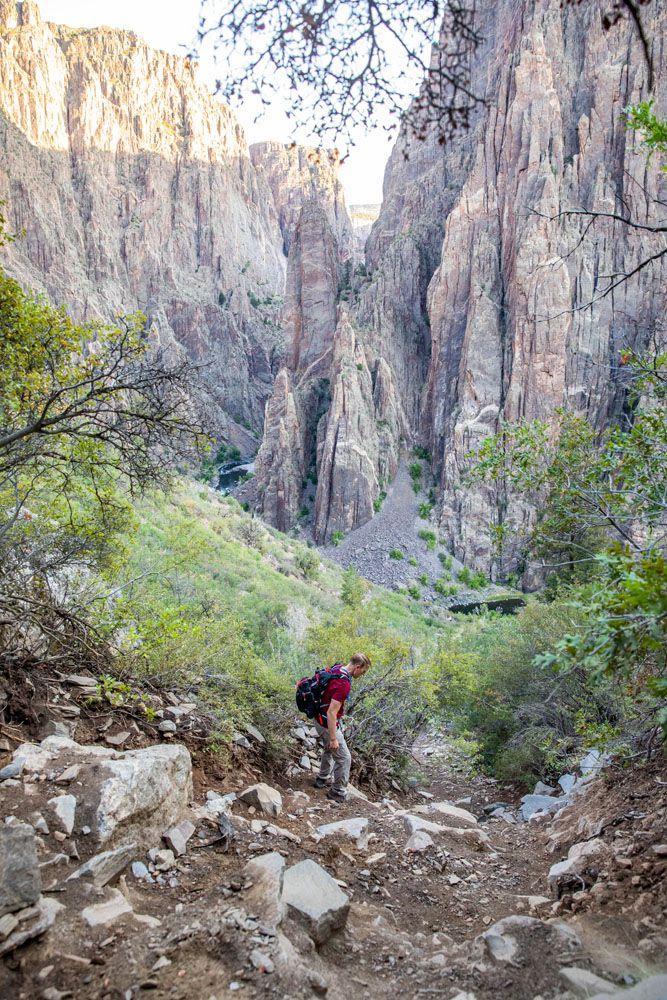 Tyler Kara Gunnison Route