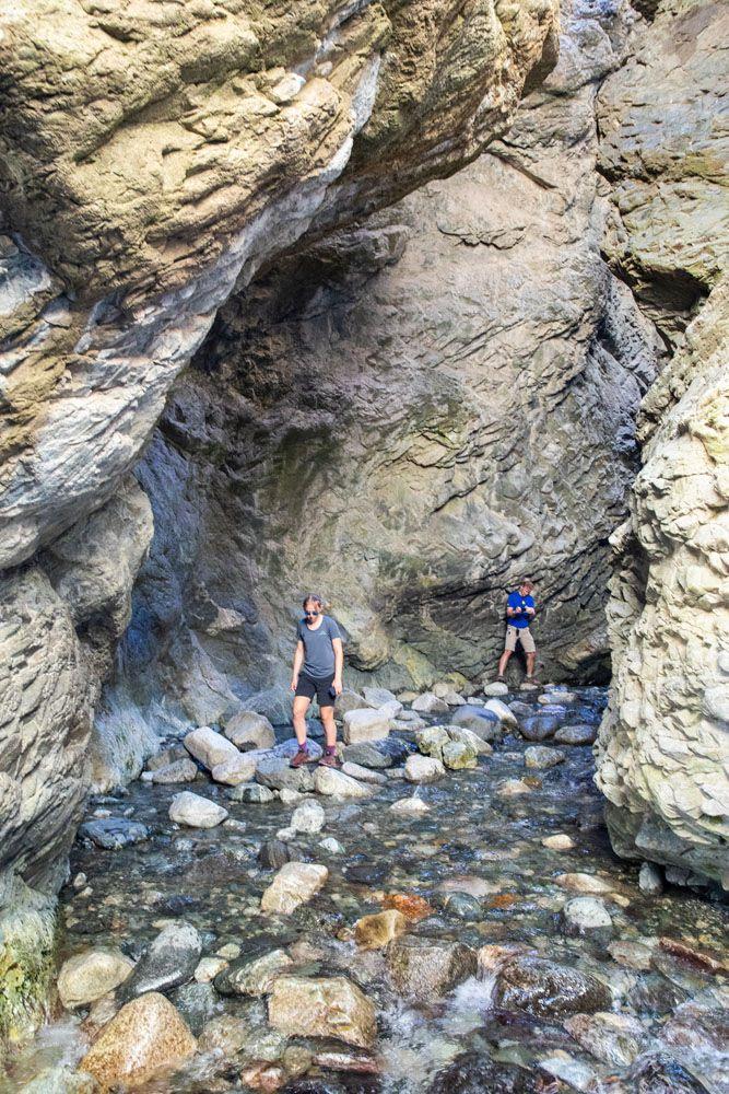 Zapata Canyon