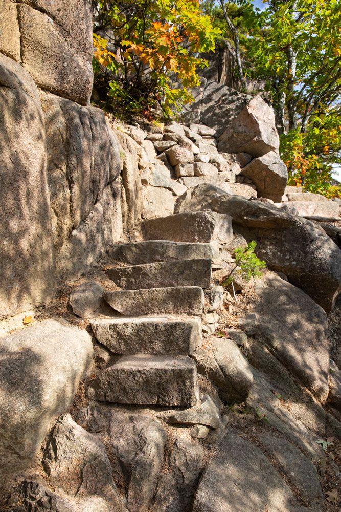 Beehive Trail Steps