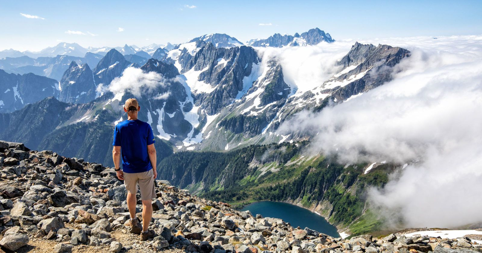 Best Hike in North Cascades
