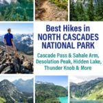 Best Hikes in North Cascades National Park Washington