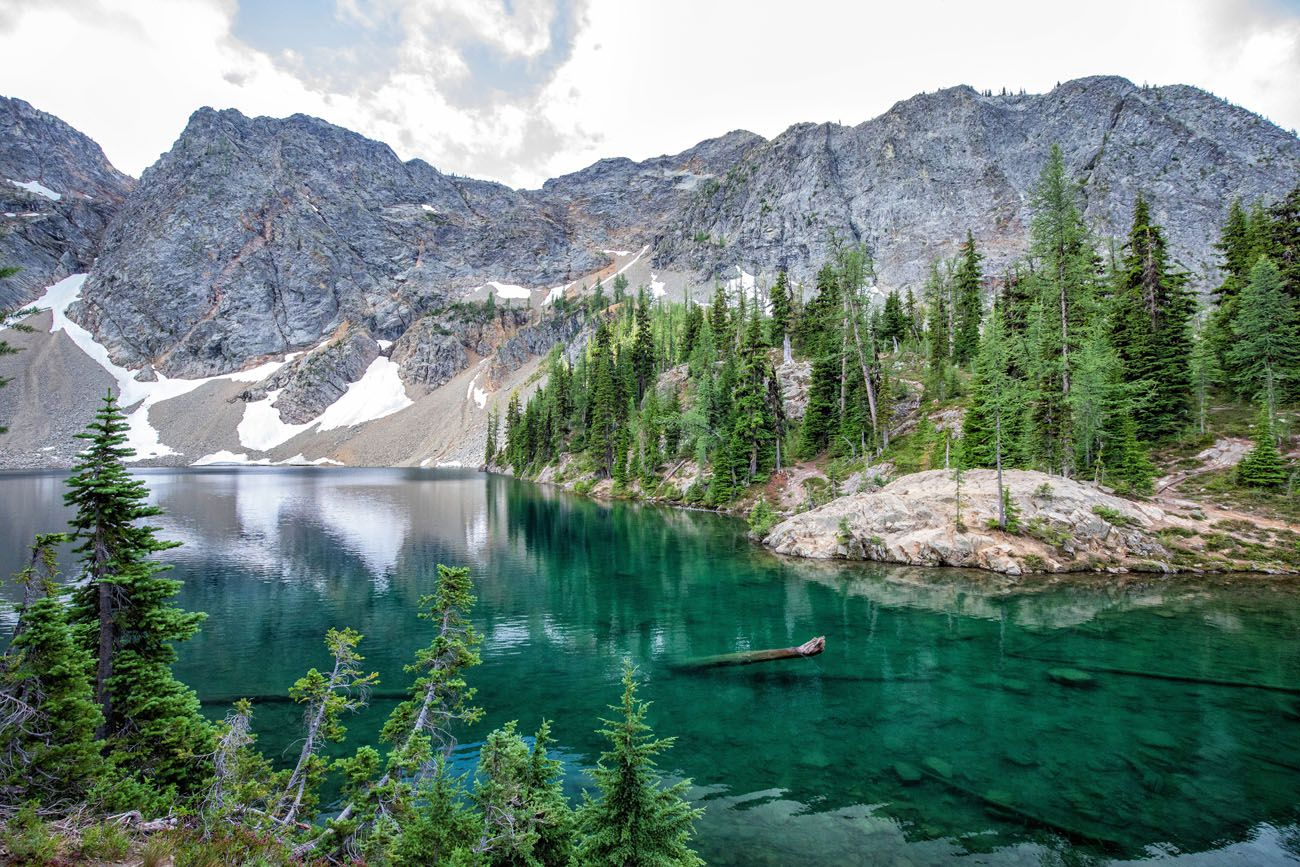 Blue Lake Hike North Cascades