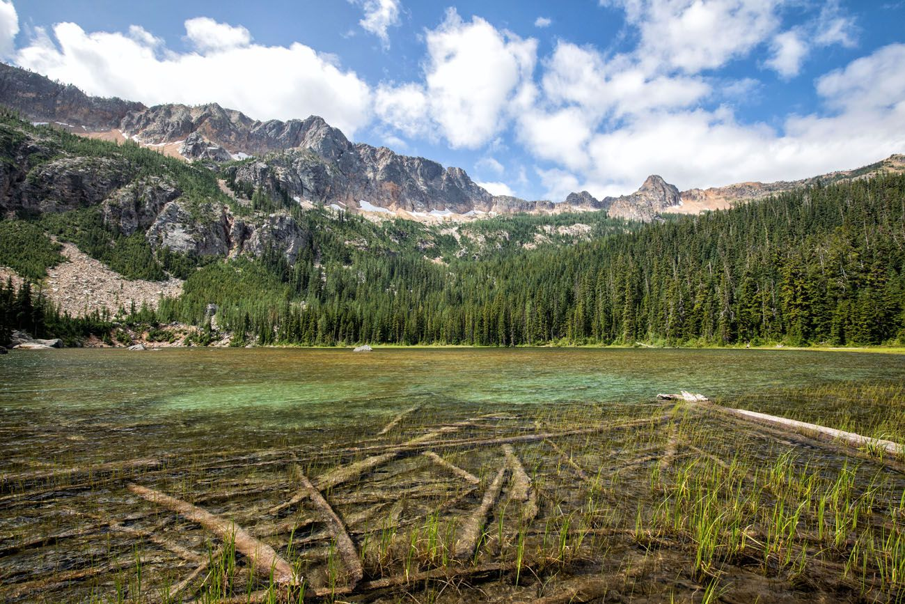 Cutthroat Lake Hikes in North Cascades