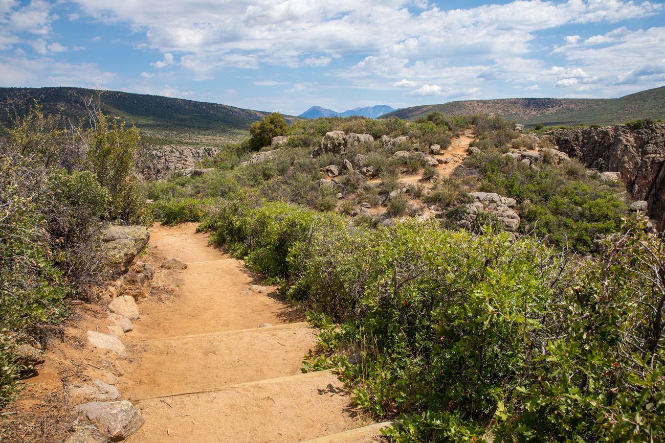 Devils Overlook Trail